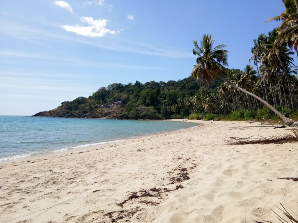 koh chang boonya beach